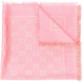 Gucci Kids GG monogram scarf