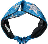 Gucci star headband - women - Silk/Cotton - One Size