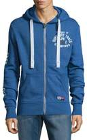 Superdry Trackster Front Zip Hooded Jacket