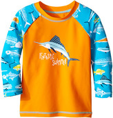 Hatley Fish & Bones Rashguard (Toddler/Little Kids/Big Kids)