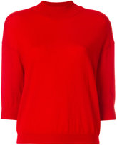 Giambattista Valli cashmere knitted top - women - Cashmere - 42