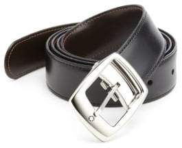 Montblanc Star Leather Belt