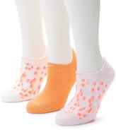 Nike Women's 3-pk. Geometric Dri-FIT No Show Socks
