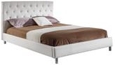 Adamson Tufted Platform Bed