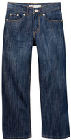 Levi's Straight Leg Slim Fit Jean (Little Boys)
