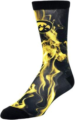Men's Mojo Iowa Hawkeyes Trailblazer Crew Socks