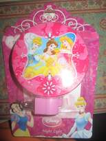 Disney Princess Night Light - 1 Pc