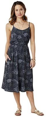 Carve Designs Blakely Dress (Moss) Women's Dress