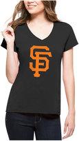 '47 Women's San Francisco Giants Splitter Logo T-Shirt