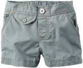 Carter's Girls 4-8 Twill Shorts
