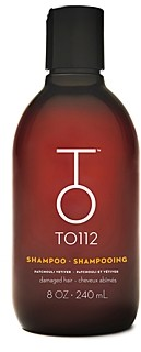 To112 Patchouli Vetiver Shampoo for Damaged Hair