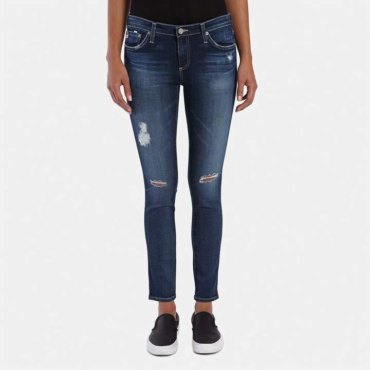 AG Jeans Legging Ankle Skinny Jean in 11 Years Swap Meet