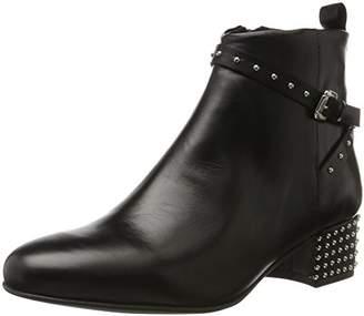 Gardenia COPENHAGEN Women's Emani Boots, Black (Black)