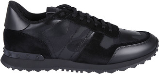 Valentino Black Men's Sneakers | Shop