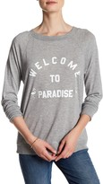 South Parade Candy Welcome to Paradise Long Sleeve Tee
