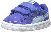 Puma Suede Dotfetti V Kids Slip-On Shoe (Infant/Toddler/Little Kid)