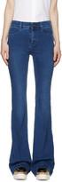Stella McCartney Blue The 70s Flare Jeans