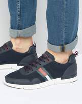 Tommy Hilfiger Tobias Flag Mesh Runner Trainers