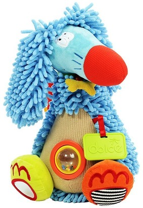 Dolce Sensory Plush Toy Afghan Hound