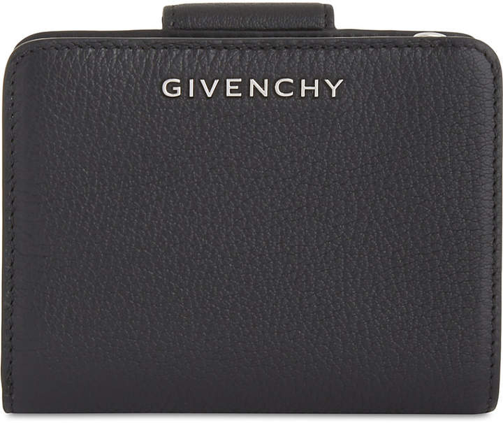 Givenchy Compact leather wallet