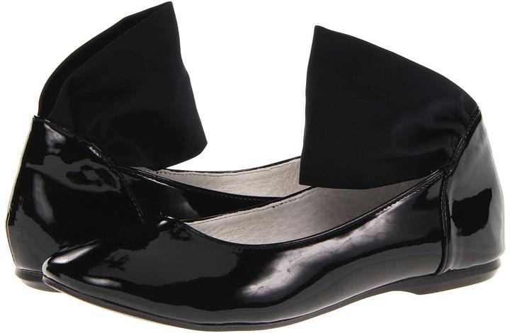 Primigi Ginni FA12 (Youth) (Black Patent) - Footwear