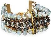Leslie Danzis Beaded Toggle Bracelet