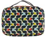 Orla Kiely Multi Olive Weekender Cosmetic Bag