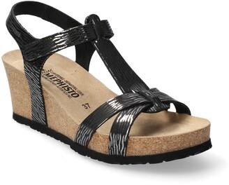 Mephisto Liviane Wedge Sandal