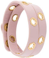 Salvatore Ferragamo flower wrap bracelet