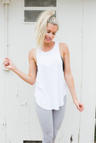 Joah Brown - Lazy Day Tank In White