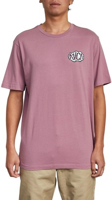 RVCA Corner Graphic T-Shirt