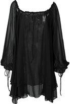 Thomas Wylde 'Ardor' tunic - women - Silk - XS