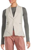 Brunello Cucinelli Sleeveless Wool Vest