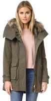 Woolrich Scarlett Eskimo Coat