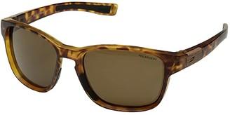 Julbo Eyewear Paddle (Tortoiseshell/Black) Athletic Performance Sport Sunglasses