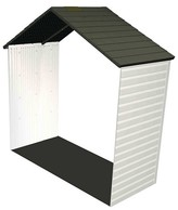 Lifetime Shed Accessory, 8' Shed Expansion - Desert Sand