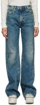 R 13 Blue Jane Jeans