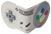 Bioworld Nintendo Snes Controller Shaped Bi-Fold Wallet, Multi-Colour Coin Pouch, 24 cm, Grey