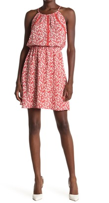 Collective Concepts Ditsy Floral Sleeveless Dress