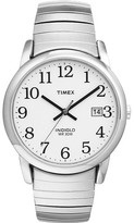 Timex Men's Easy Reader® Expansion Band Watch - Silver T2H451JT