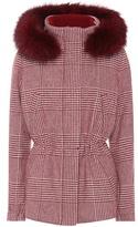 Loro Piana Icery Short Water cashmere coat