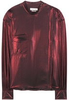 Etoile Isabel Marant Isabel Marant, Étoile Melva metallic shirt