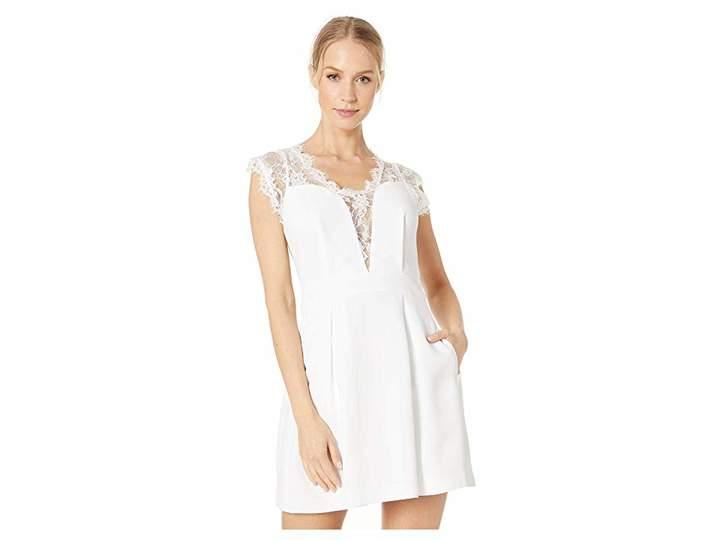 5f3938dde49 BCBGeneration Lace Trim Dresses - ShopStyle
