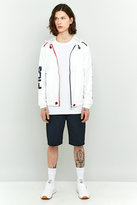 Fila Perrotti White Windbreaker Jacket