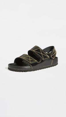 Birkenstock x Proenza Schouler Milano PS EXQ NL Slingback Sandals