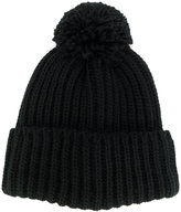 Federica Moretti ribbed knit beanie - women - Acrylic/Wool - One Size