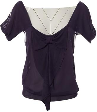 Valentino Purple Top for Women