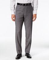 Sean John Men's Classic-Fit Gray Glen Plaid Pants