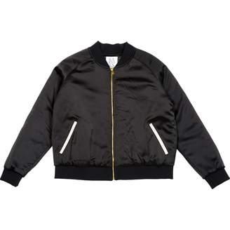 Zoe Karssen Black Leather Jacket for Women