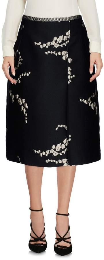 Odeeh 3/4 length skirts - Item 35338650